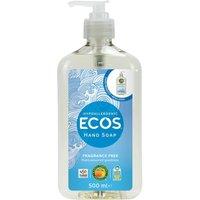 ECOS Fragrance Free Liquid Hand Soap - 500ml