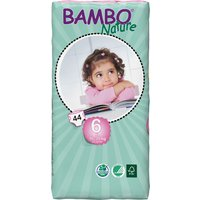 Nature Disposable Nappies - XL PLus - Size 6 - Jumbo Pack Of 44