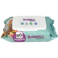 Bambo Nature Fragrance Free Baby Wipes