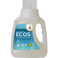 ECOS Concentrated Fragrance Free Laundry Liquid - 1.5L - 50 Washes