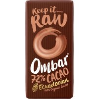 72% Raw Cacao - 35g