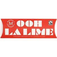 Ooh La Lime Chocolate Bar 60g