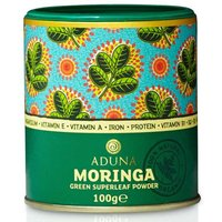 100% Organic Moringa Superleaf Powder - 100g