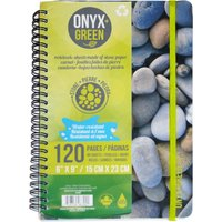 """A5 Stone Paper Notebook - 6 x 9"""" - 60 Ruled Sheets"""""""