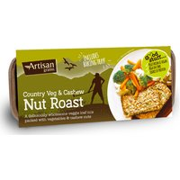 Artisan Grains Nut Roast - Country Veg and Cashew 200g