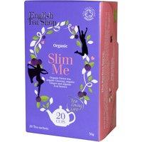 Organic Slim Me Tea - 20 Bags - Sachets