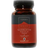 Vegan Quercetin Nettle Complex Supplement - 50 Capsules
