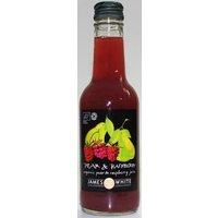 Organic Pear & Raspberry Juice - 250ml