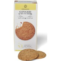 Organic Ginger Crunches - 150g