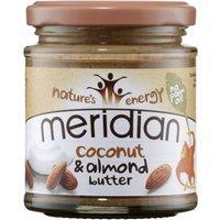 Meridian Coconut & Almond Butter - 170g