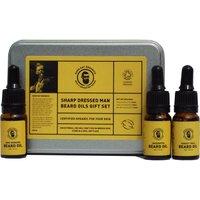 'Sharp Dressed Man' Beard Oils Gift Set