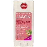 Jason Womens Naturally Fresh Unscented Deodorant Stick - 75g