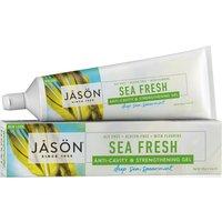 Sea Fresh Strengthening Anti-Cavity Toothgel With Fluoride - Spearmint - 170g