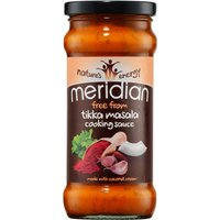 Meridian Free From Tikka Masala Sauce 350g