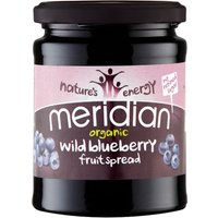 Meridian Organic Blueberry Spread - 284g