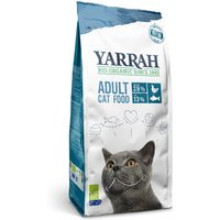 Yarrah Organic Dry Adult Cat Food With Fish - 800g