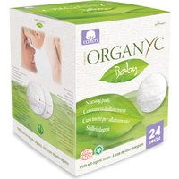 100% Organic Cotton Breast Pads - Pack Of 24