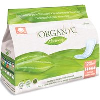 100% Organic Cotton Maternity Pads - Pack Of 12
