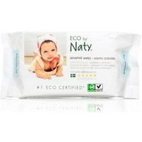 Lightly Scented Sensitive Wipes - Pack Of 56