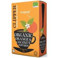Organic Orange & Coconut Tea - 20 Bags