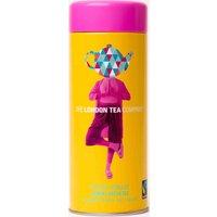 London Tea Company The Tea-Totaller Jasmine Green Pyramid Tea Gift Tin - 15 Bags