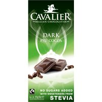 Belgian Dark Chocolate 85g