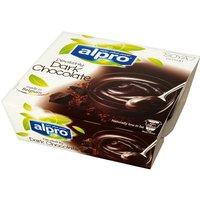 Dark Chocolate Soya Dessert - 4 X 125g