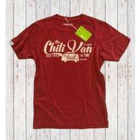 Mens Chilli Van Fair Wear Cotton T-Shirt