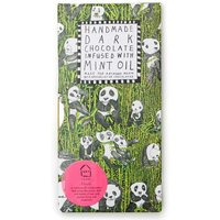 Arthouse Meath Panda Party Dark Chocolate With Mint - 100g