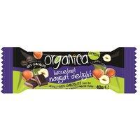 Hazelnut Nougat Dark Chocolate - 40g
