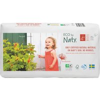 Disposable Nappies Size 4+ Economy Pack - Maxi Plus - Pack Of 42