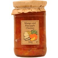 Mango & Pineapple Chutney - 300g