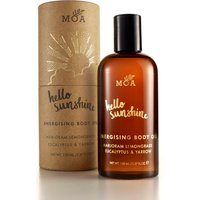 MOA, Sunshine Body Oil