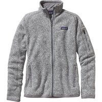 Patagonia Womens Better Sweater Jacket - Birch White