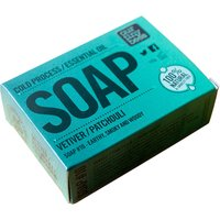 Our Tiny Bees Cold Pressed Soap - Vetiver and Patchouli -