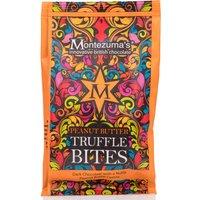 Montezuma's Peanut Butter Dark Chocolate Truffle Bites - 120g