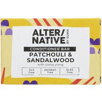Alternative by Suma Conditioner Bar - Patchouli and Sandalwo