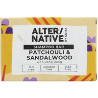 Alternative by Suma Glycerine Shampoo Bar - Patchouli and