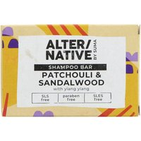 Alternative by Suma Glycerine Shampoo Bar - Patchouli and Sa