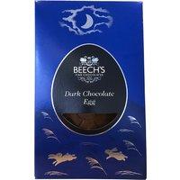 Beech's Dark Chocolate Easter Egg
