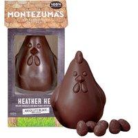 Montezumas Absolute Black Heather Hen With Mini Eggs - 275g