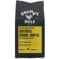 Grumpy Mule Guatemala Pocola Ground Coffee -  227g