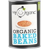 'Mr Organic Baked Beans - 400g