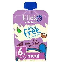 Ellas Kitchen Dairy Free Pear and Fig Porridge - 100g
