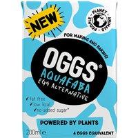 Oggs Aquafaba Egg Alternative - 200ml