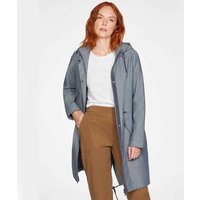 Thought Jessica Waterproof Coat - Mid Blue