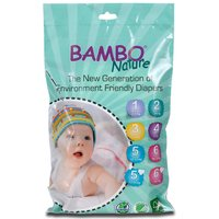 Nature Disposable Nappy Travel Pack - Maxi - Size 4