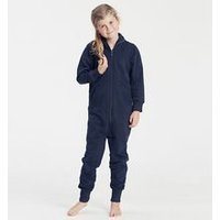 Neutral Kinder Organic Jumpsuit Fairtrade navy