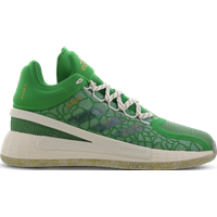 adidas D Rose 11 Decoarate The Game - Heren Schoenen - Green - Textil, Synthetisch - Maat 42 2/3 - F