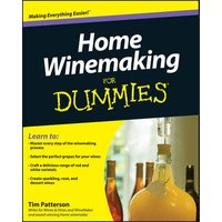 Home Winemaking For Dummies at Foyles Bookstore
